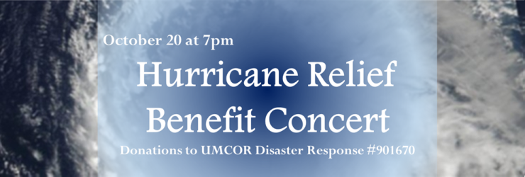 Hurricane Relief Benefit Concert