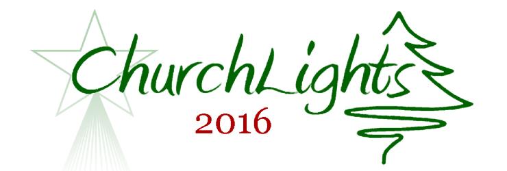 Church Lights 2016