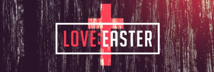 Easter Sunday: April 16